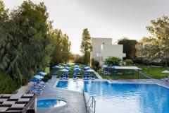 resort con miniclub per bambini in grecia