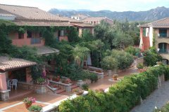 family resort in sardegna