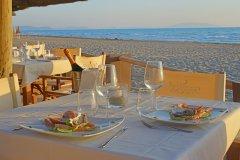 Paradu Tuscany EcoResort A' la Carte Restaurant on the beach 3