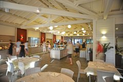 Paradu Tuscany EcoResort Buffet Restaurant 8