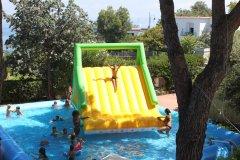 piscina per bambini con parco acquatico ischia
