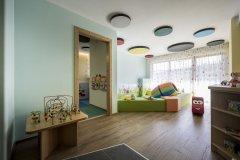 family hotel con miniclub san candido dolomiti