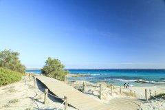 Villaggio per famiglie Formentera