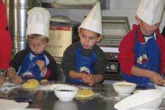 Quellenhof Resort - Bambini in cucina