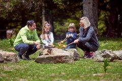 hotel con attività per bambini in slovenia