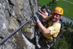 Arrampicata sulle Alpi Zillertal