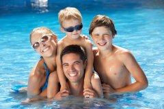 alberghi con servizi per bambini sul lago di garda