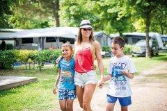 campeggi con parco acquatico per bambini a venezia