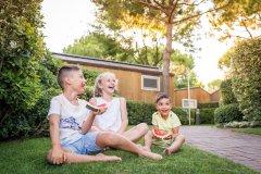 campeggi con acqua park per bambini a venezia