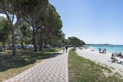 camping per famiglie in croazia