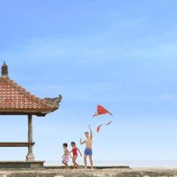 viaggio per bambini a bali in indonesia