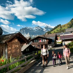 sentieri per famiglie e bambini sullo jungfrau