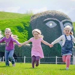 swarovski kristallwelten con la famiglia e i bambini