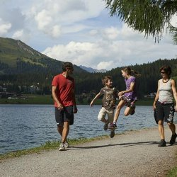 Kinder-am-Davoserse