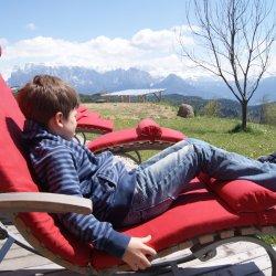 Bolzano altopiano del Renon con i bambini