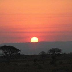bimbi in vacanza in sud africa