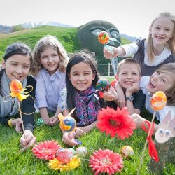 swarovski kristallwelten parco per bambini innsbruck