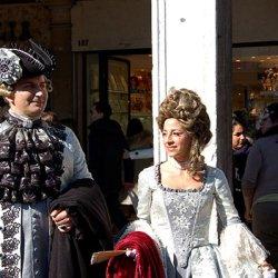 bambini al carnevale di venezia
