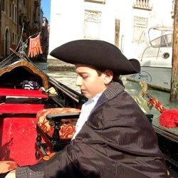 portare i bambini al carnevale di venezia 2015