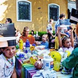 Kids Day al GUGGENHEIM per il carnevale di venezia
