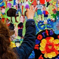 laboratori per bambini al kids day 2015 carnevale di venezia