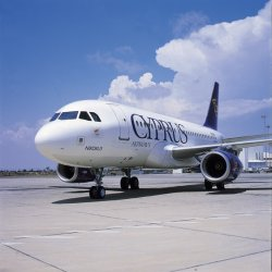 Vola a Cipro con Cyprus Airways