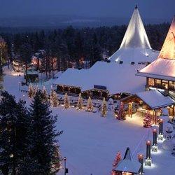 il villaggio di Babbo Natale Rovaniemi