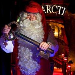 il vero Babbo Natale di Rovaniemi