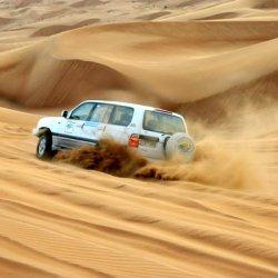 safari deserto famiglie dubai
