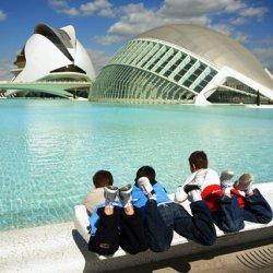ciudad de las artes y las ciencias valencia