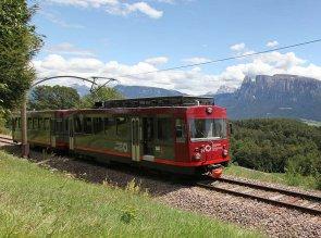 Trenino del Renon Bolzano