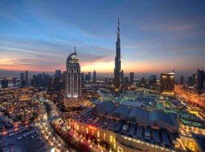 DUBAI---Downtown-Dubai