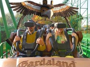 Gardaland Shaman 2017