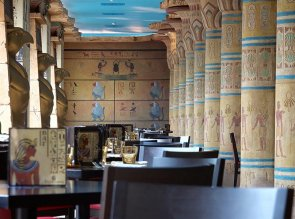 ristorante Tutankhamon Gardaland Adventure Hotel