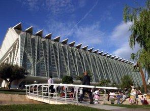 museo delle arti e delle scienze di valencia
