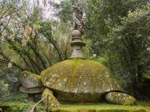 parco di Bomarzo Lazio