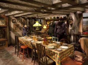 Weasley-kitchen