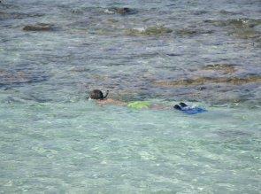 andare con i bambini alle maldive