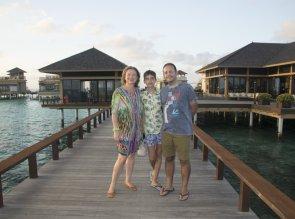 hotel per bambini alle maldive