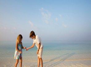 alle maldive con i bambini