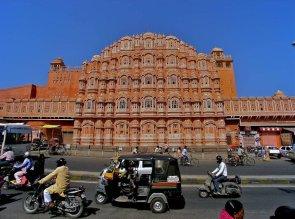 In viaggio in India con la famiglia