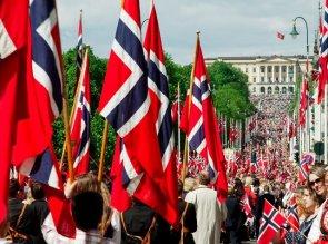 In famiglia in Norvegia