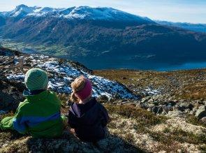 Con i bambini in Norvegia
