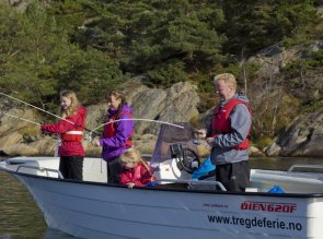 Viaggio in Norvegia con i bambini