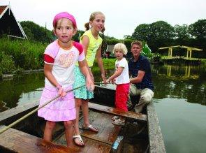 Con i bambini in Olanda
