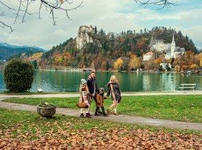 Viaggio in famiglia in Slovenia
