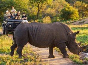 In Sudafrica con la famiglia
