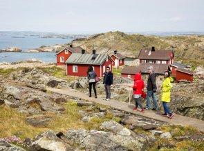 Con i bambini in Svezia