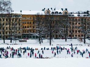 In famiglia in Svezia