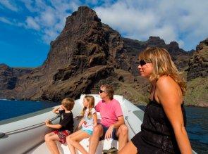 In famiglia a Tenerife